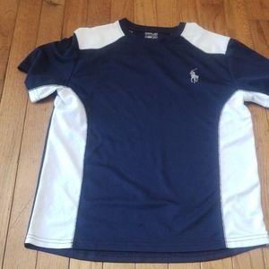 Ralph lauren athletic shirt boys medium